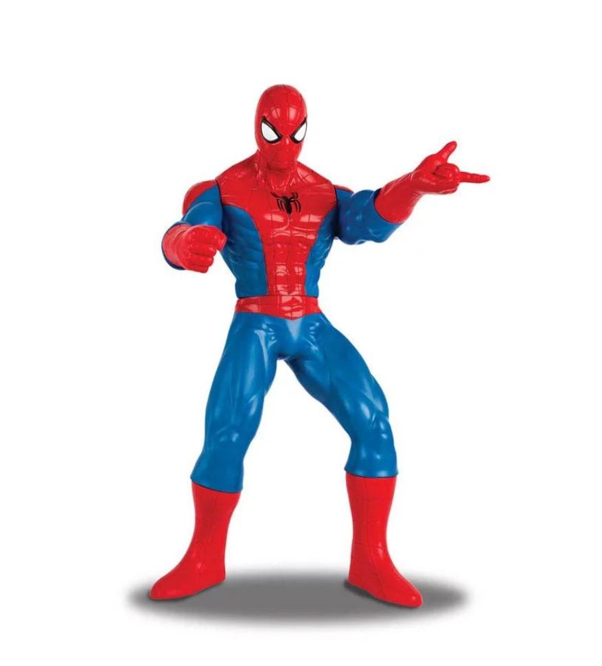 Boneco Homem Aranha Revolution Marvel Grande 50cm Mimo Toys