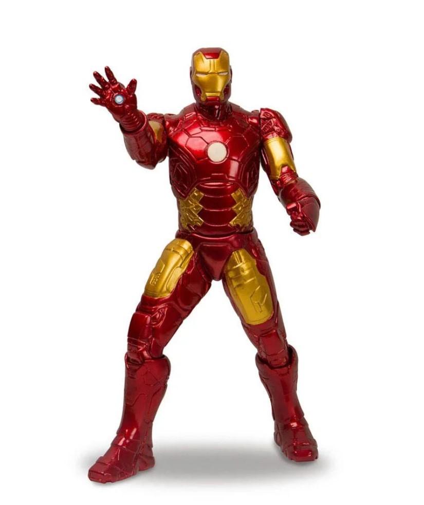 Boneco Homem De Ferro Comics Grande Vingadores Marvel