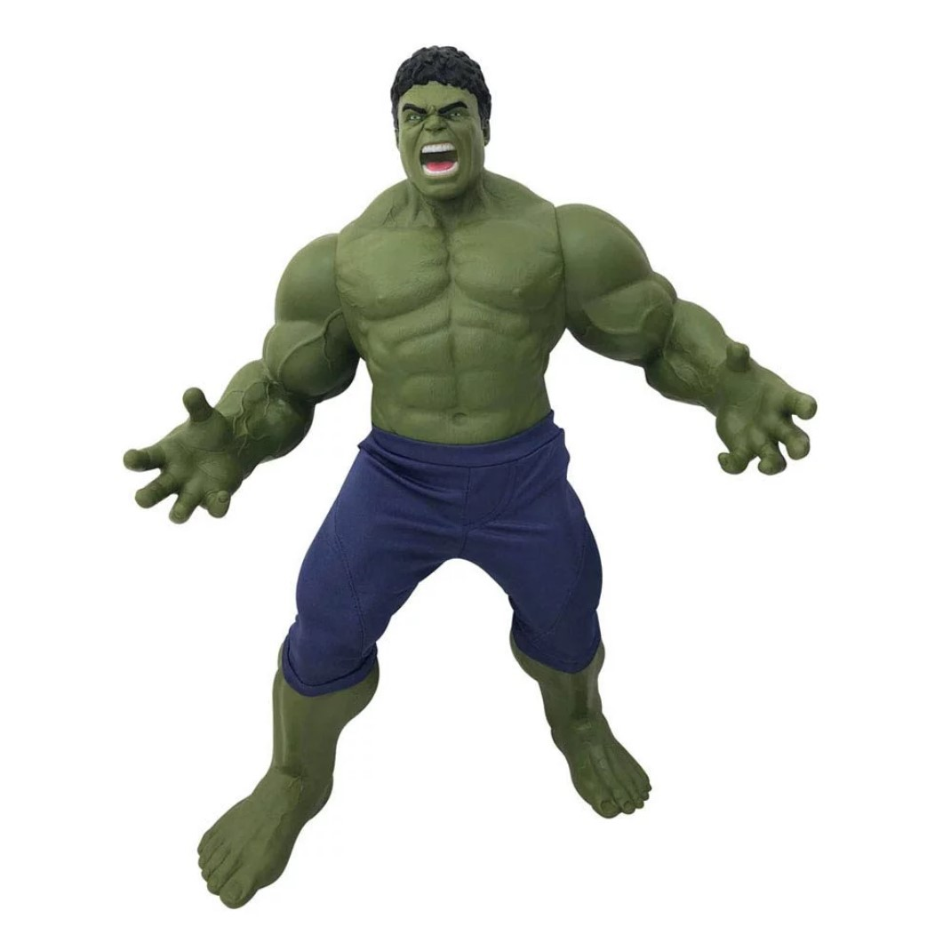 Boneco Hulk Gigante 50Cm Avengers Infinity War Mimo