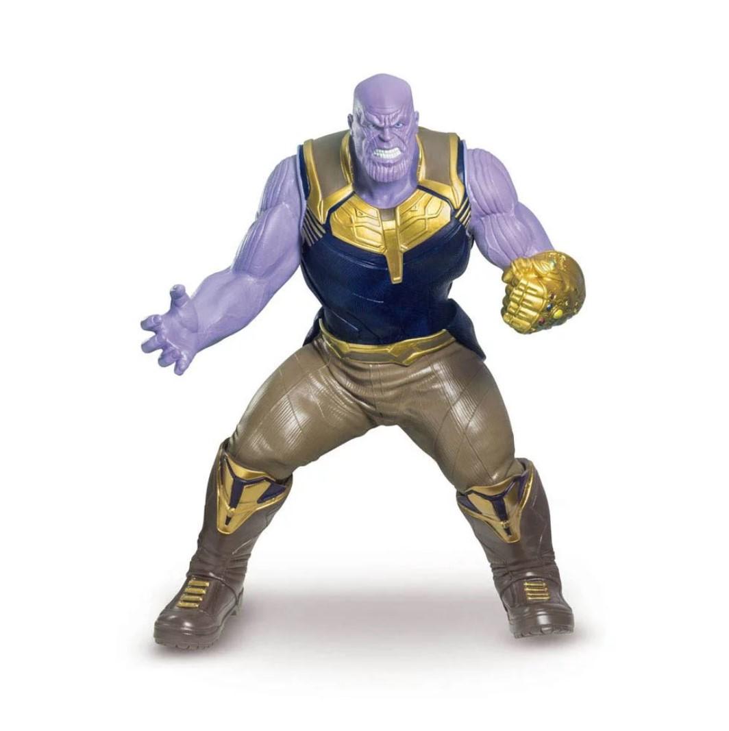 Boneco Thanos Gigante Articulado 51cm Avengers Infinity War