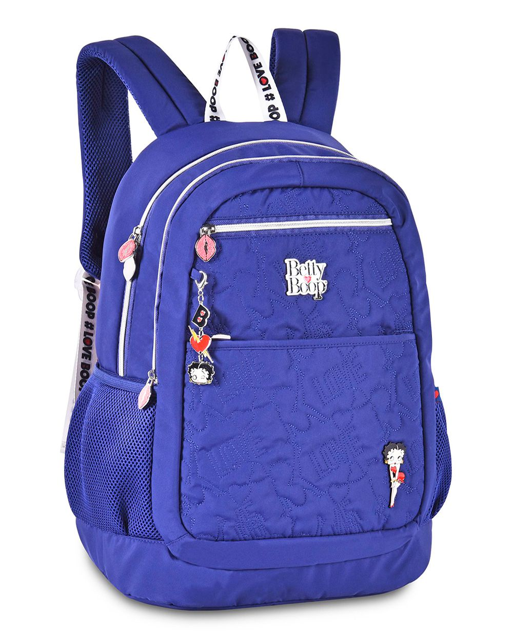 Mochila Betty Boop BP2309 Feminina Notebook Escolar Juvenil