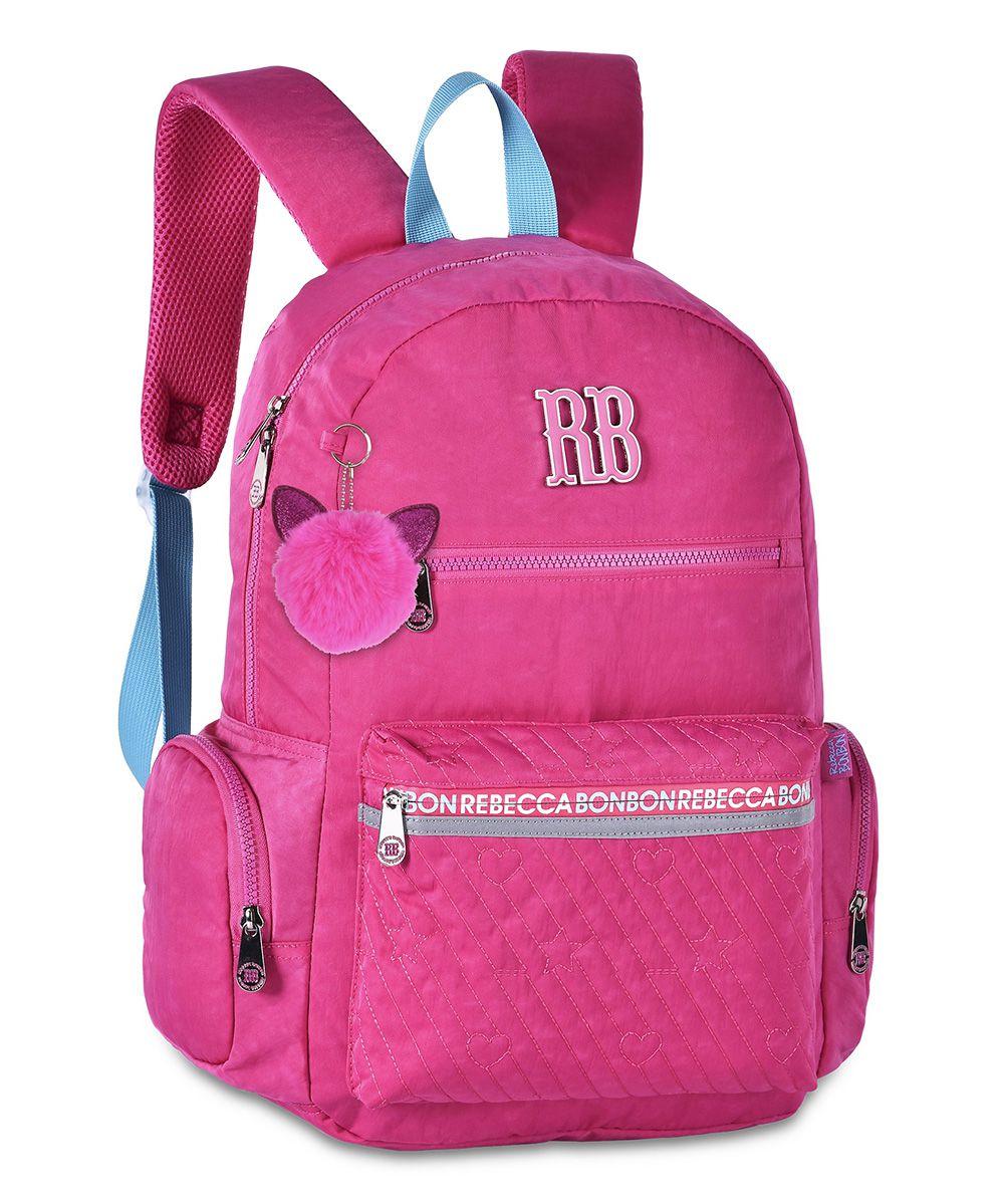 Mochila Rebecca Bonbon Escolar Laptop RB2061 Urbano Fashion
