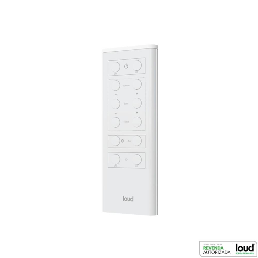 Amplificador Digital Áudio Streaming Bluetooth in Ceiling APL-80 BT Loud