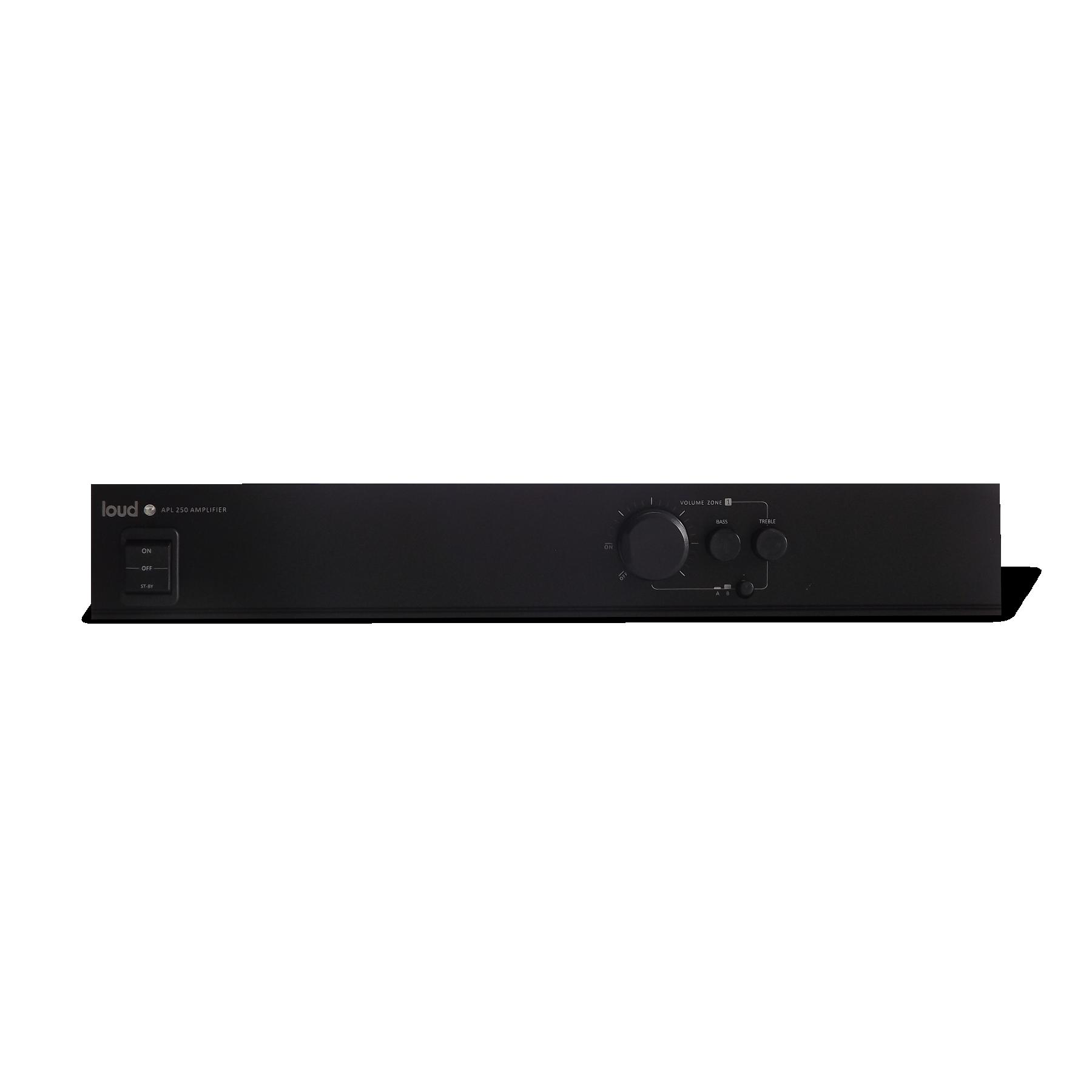 Amplificador de Potência Estéreo 100W RMS APL-250 Loud