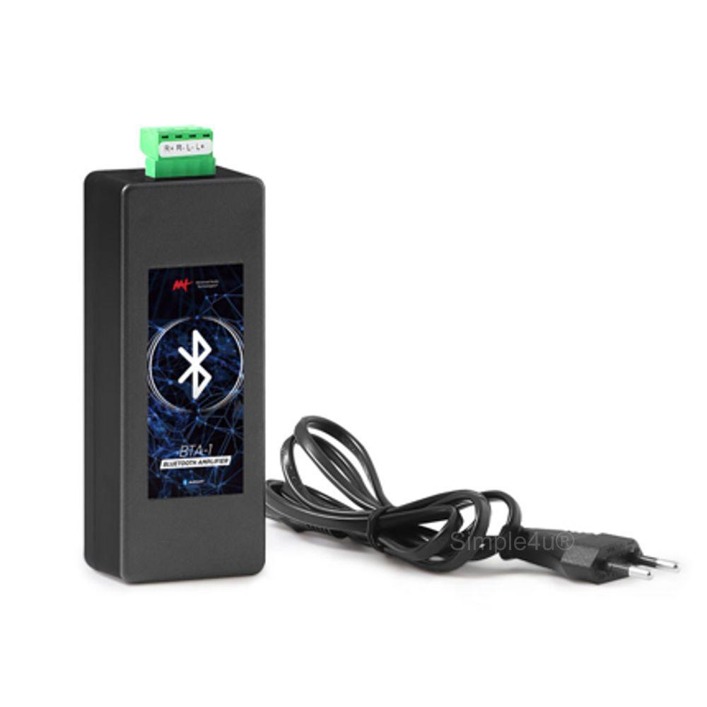 Amplificador Digital Bluetooth Para Som Ambiente BTA-1 AAT
