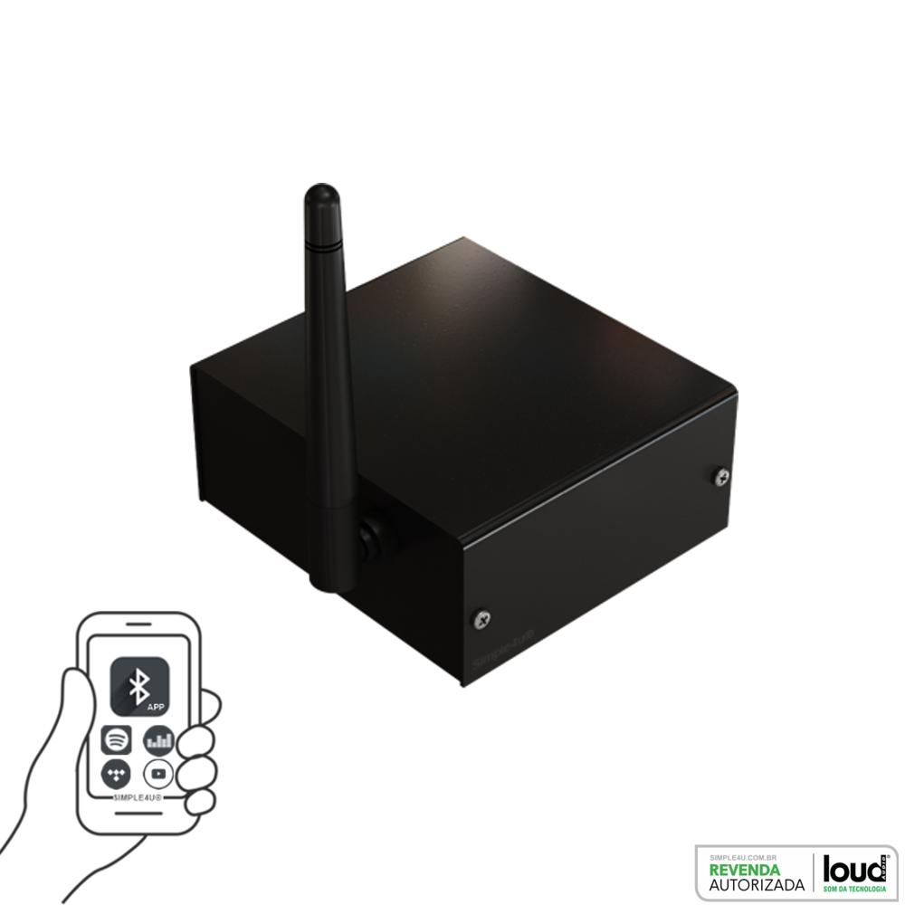 Amplificador in Ceiling Áudio Streaming Bluetooth EASY LA-BT-2 Loud