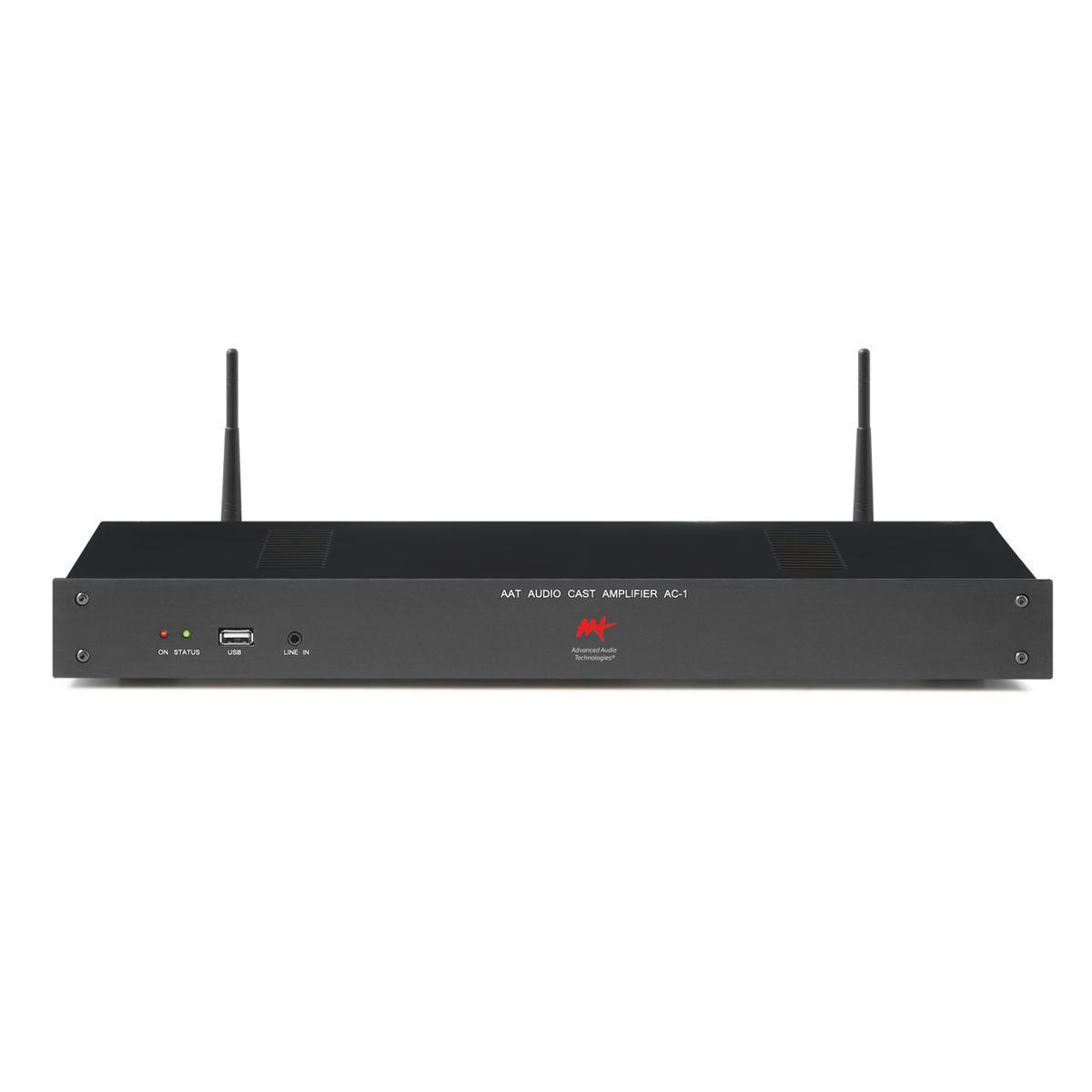 Amplificador Multimídia P/ Som Ambiente '1 Zona' AudioCast AC-1 AAT