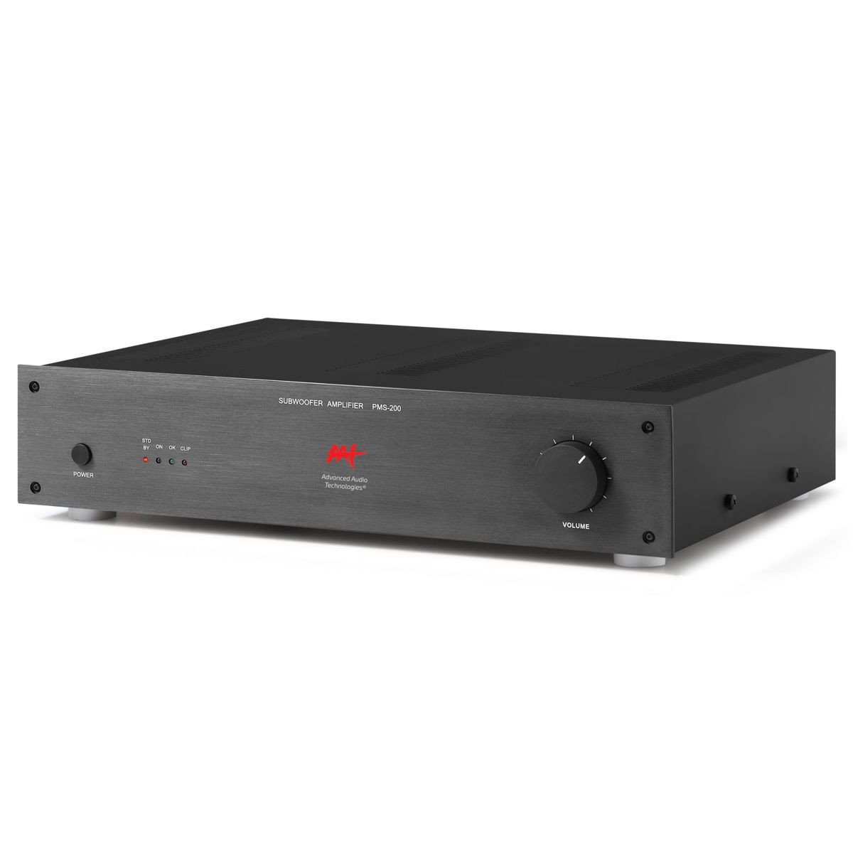 Amplificador Para Subwoofer Passivo 200W RMS / PMS-200 AAT