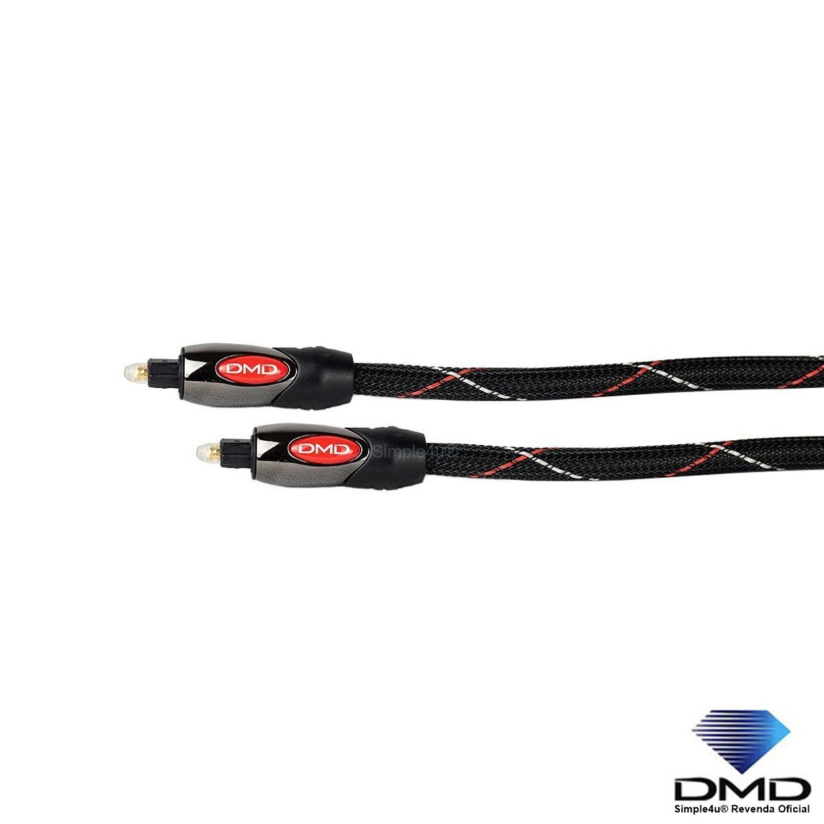 Cabo Fibra Óptica DMD Diamond Cable JX-2003 (1,5M)
