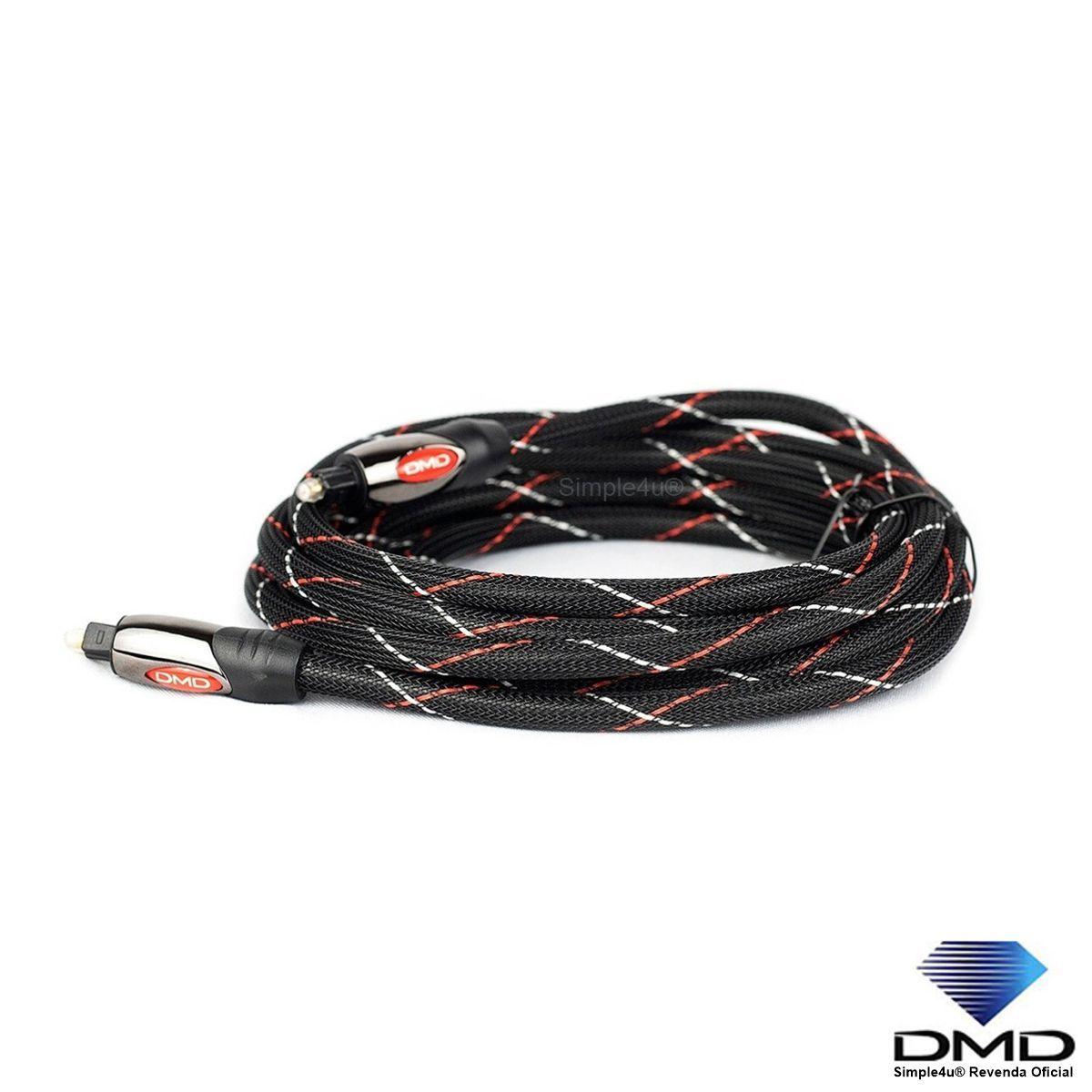 Cabo Fibra Óptica DMD Diamond Cable JX-2003 (3,0M)