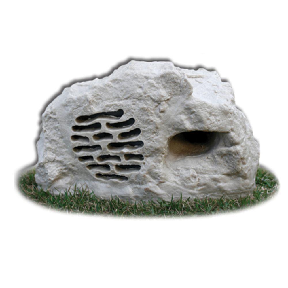 Caixa Acústica Pedra de Jardim 150W RMS PD8 Soundstone