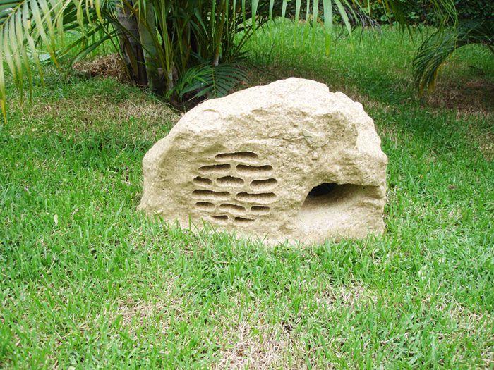 Caixa Acústica Pedra de Jardim 100W RMS PD6 Soundstone