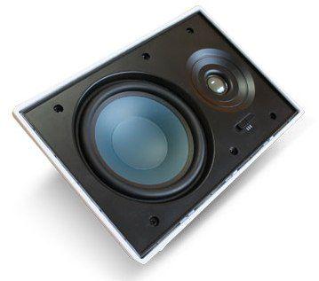 Caixa de Embutir no Gesso 100W Borderless LR-E100 AAT (PAR)