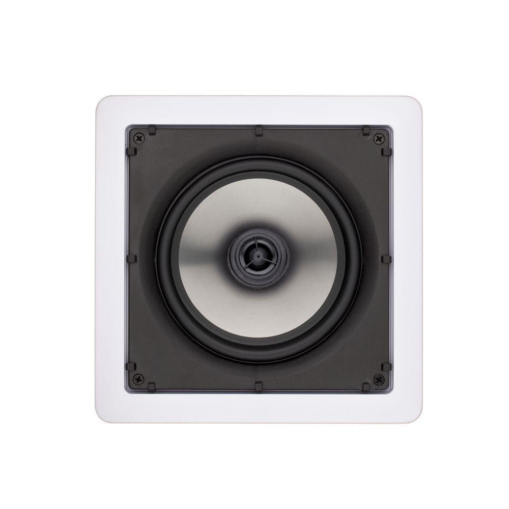 Caixa de Embutir no Gesso Quadrada 100W SQ6-100 Loud