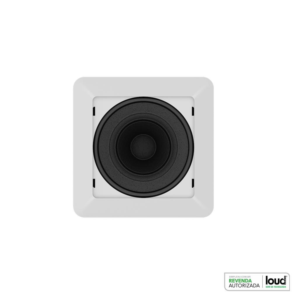 Caixa de Embutir Tipo Spot Quadrada 30W RMS SQ4 Loud (PAR)