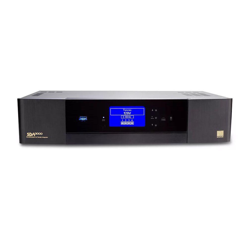 Condicionador de Energia C/ Display 3000W SDA3000 Savage (110v)