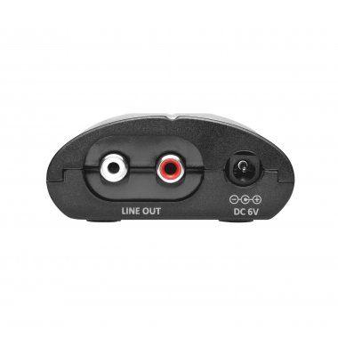 Conversor Sinal de Áudio Digital para Analógico LDAC Loud