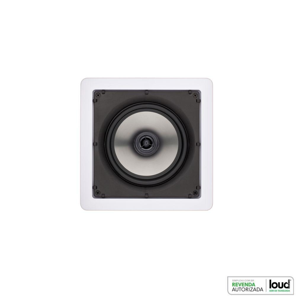 Kit 5.0 Caixa de Embutir no Gesso SL6-100 + SQ6-100 Loud