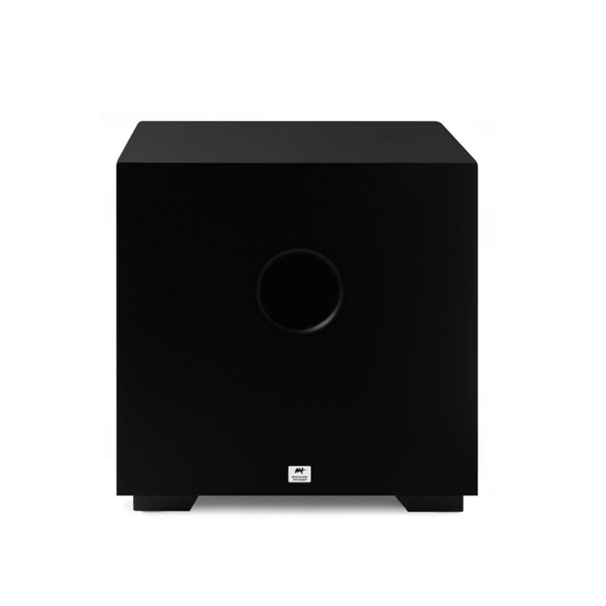 Kit 5.1.2 Dolby Atmos Caixa Acústica de Embutir LCR-A100 + LR-E100 + NQ6-M100 + Subwoofer Compact Cube 10 AAT