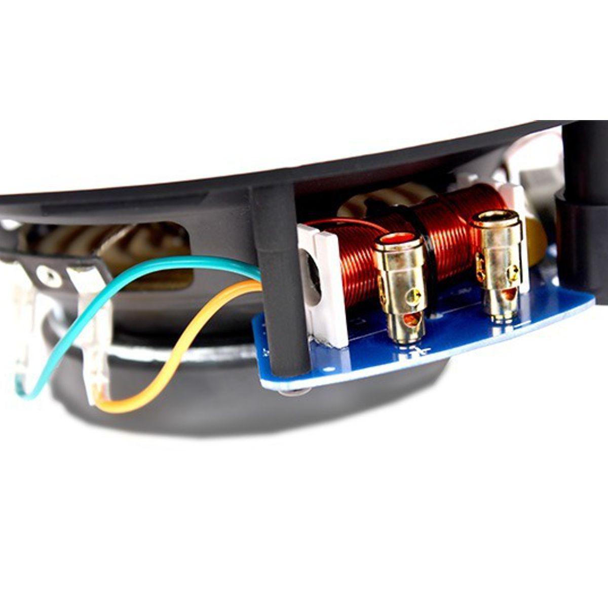 """Kit 5.1 Caixa de Embutir no Gesso LCR-A100 + NQ6-A100 + NQ6-M100 + Subwoofer Compact Cube 8"""" AAT"""