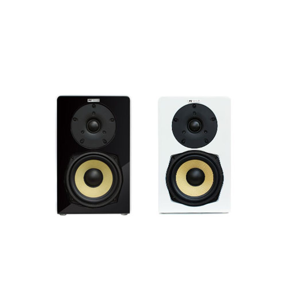 Kit 7.0 Caixa Acústica Bookshelf BSF-70 / C-140 + Caixa e Embutir no Gesso LR-E100 AAT