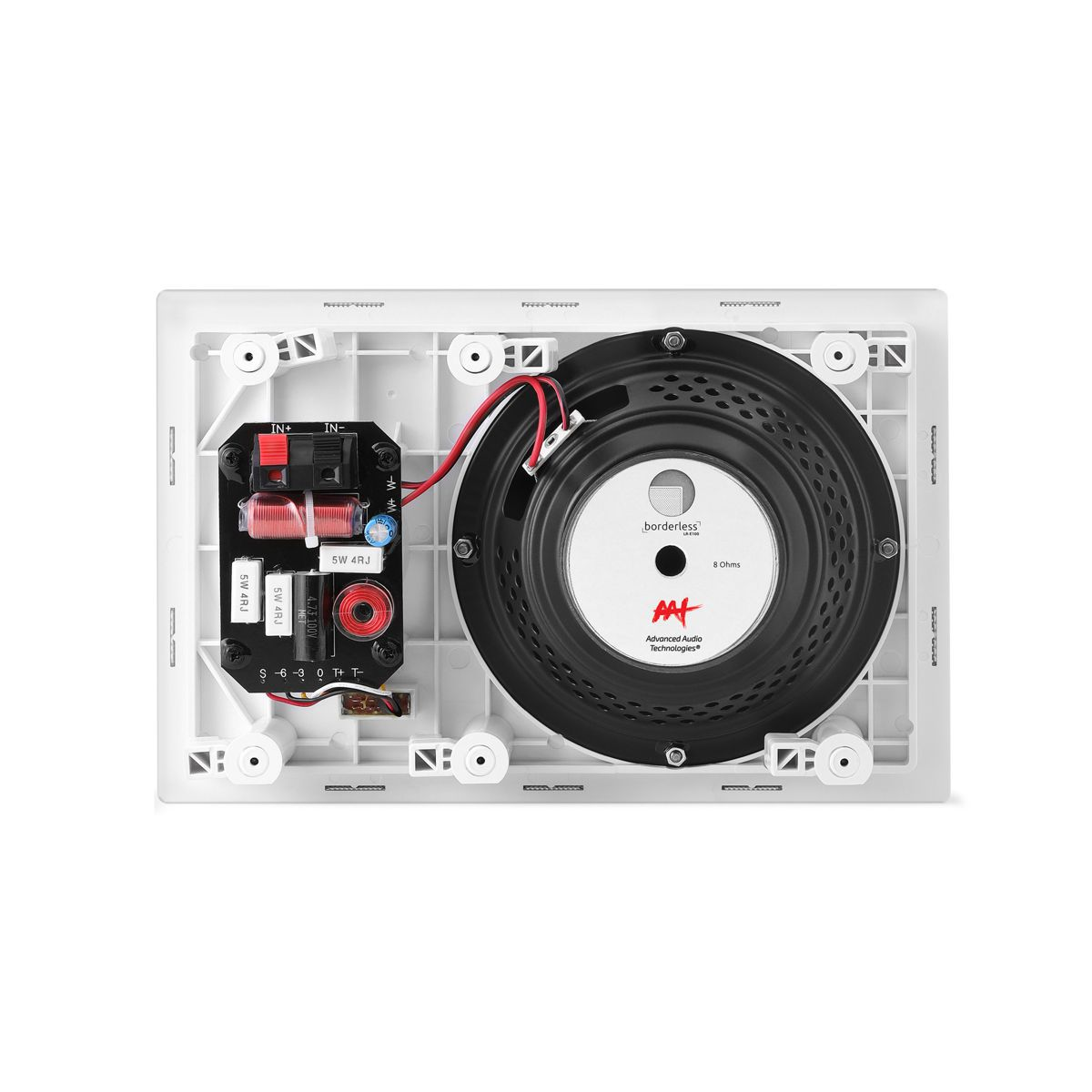 Kit 7.0 Caixa de Embutir no Gesso LCR-A100 + LR-E100 AAT