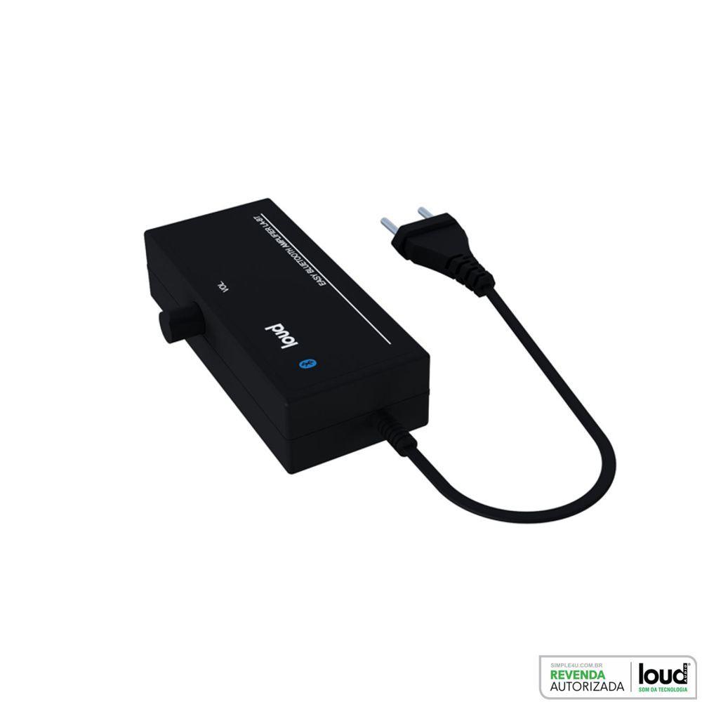 Kit Caixa de Embutir no Gesso SQ6-60 C/ Bluetooth Áudio Streaming EASY LA-BT Loud