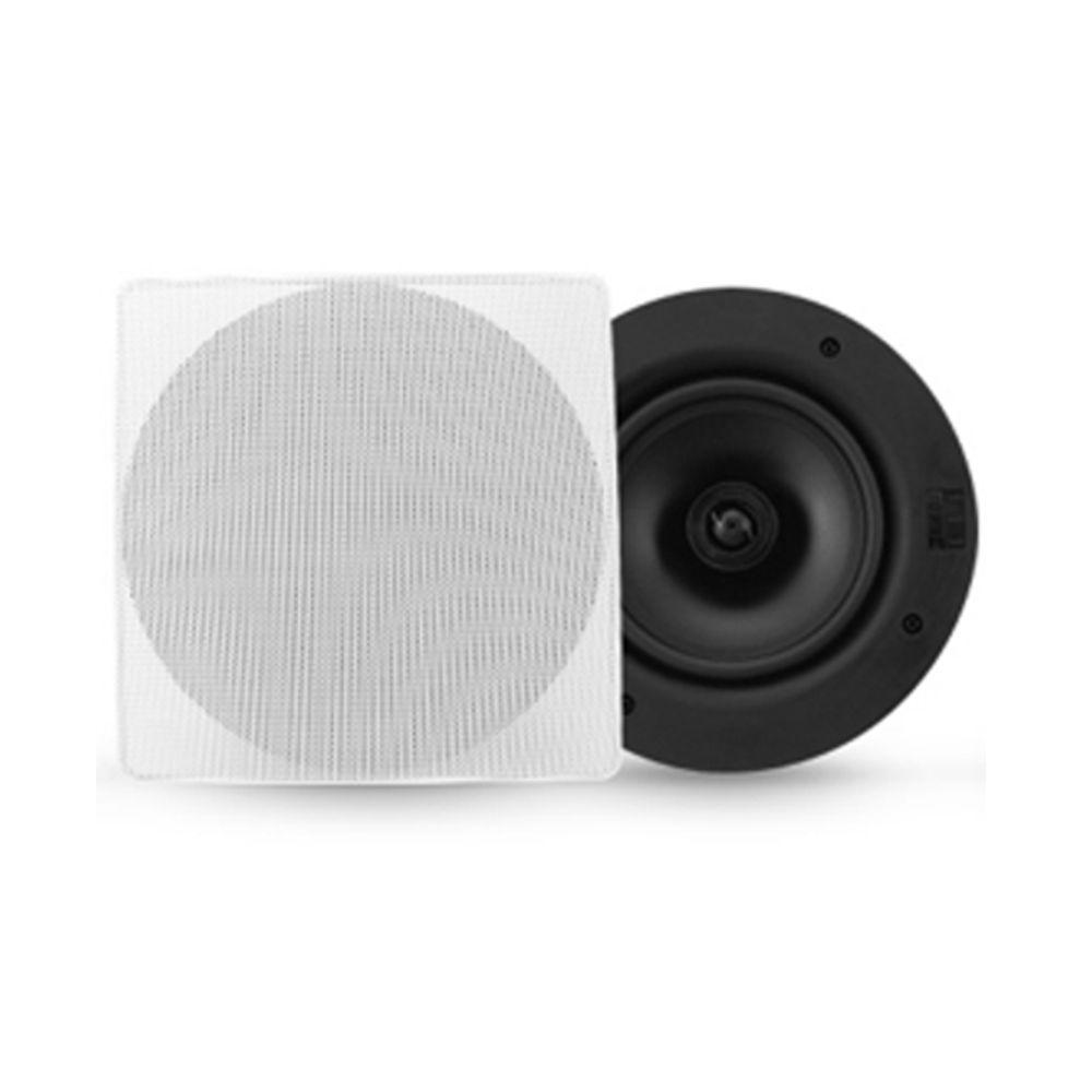 Kit Som Ambiente Amplificador Multimídia Wi-Fi 1 Zona AC-1 + 4 Caixas de Embutir NQ6-M100 AAT