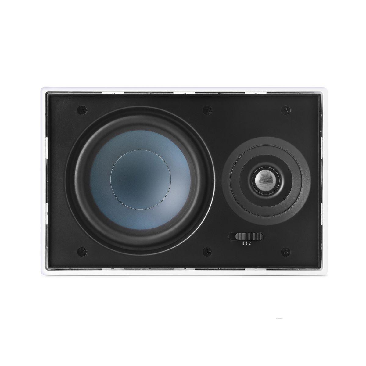 Kit Som Ambiente C/ Amplificador Bluetooth BTA-1 + 4 Caixas de Embutir LR-E100 AAT