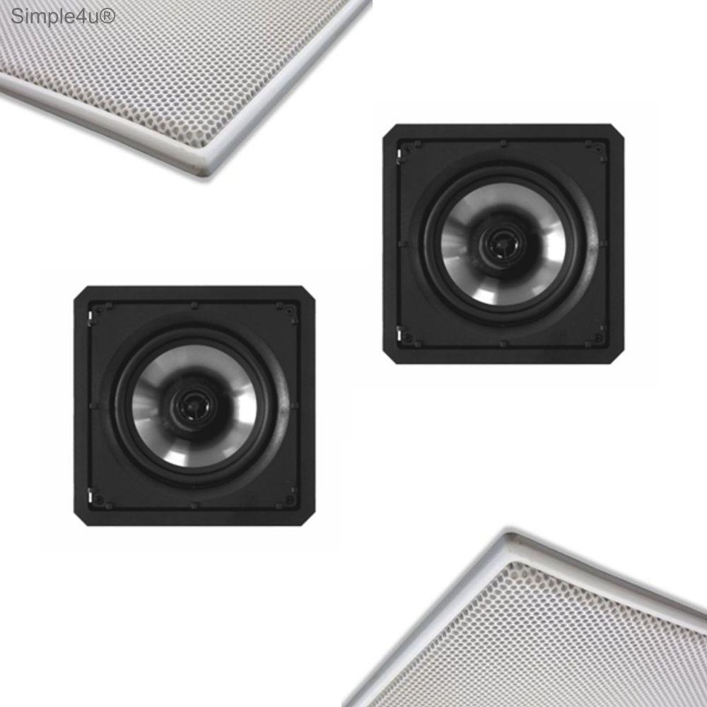 Kit Som Ambiente Multiroom 2 Zonas APL-450 + 8 Caixas de Embutir SQ6-60 Loud
