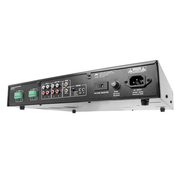Kit Som Ambiente Multiroom 2 Zonas PMR-2 + 6 Caixa de Embutir NQ6-M100 AAT