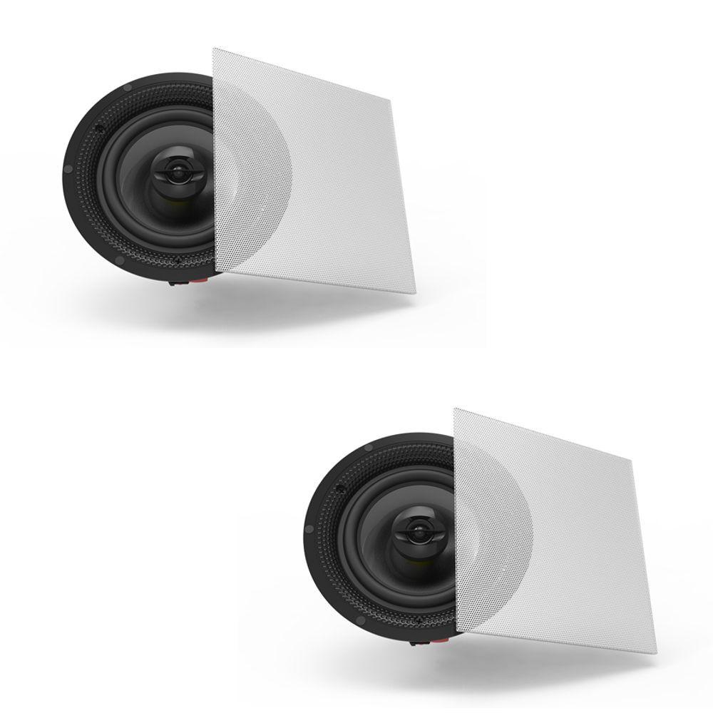 Kit Som Ambiente Multiroom 2 Zonas PMR-2 AAT + 6 Caixas de Embutir S3 BSA