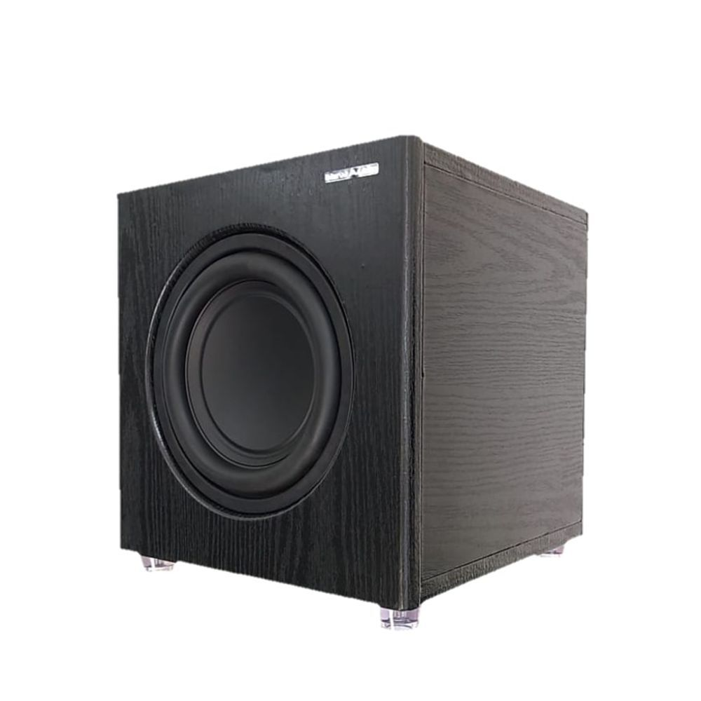 "Subwoofer Ativo 10"" 200W RMS SUB200 10 New Audio"