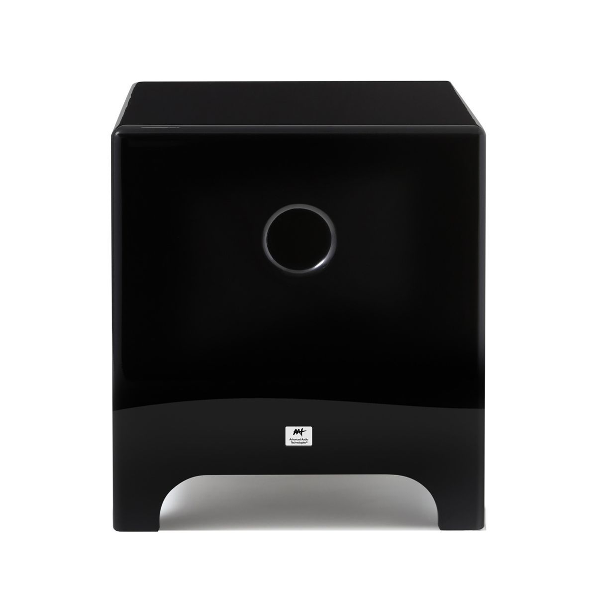 """Subwoofer Ativo Cube Modern 10"""" 500W RMS AAT"""
