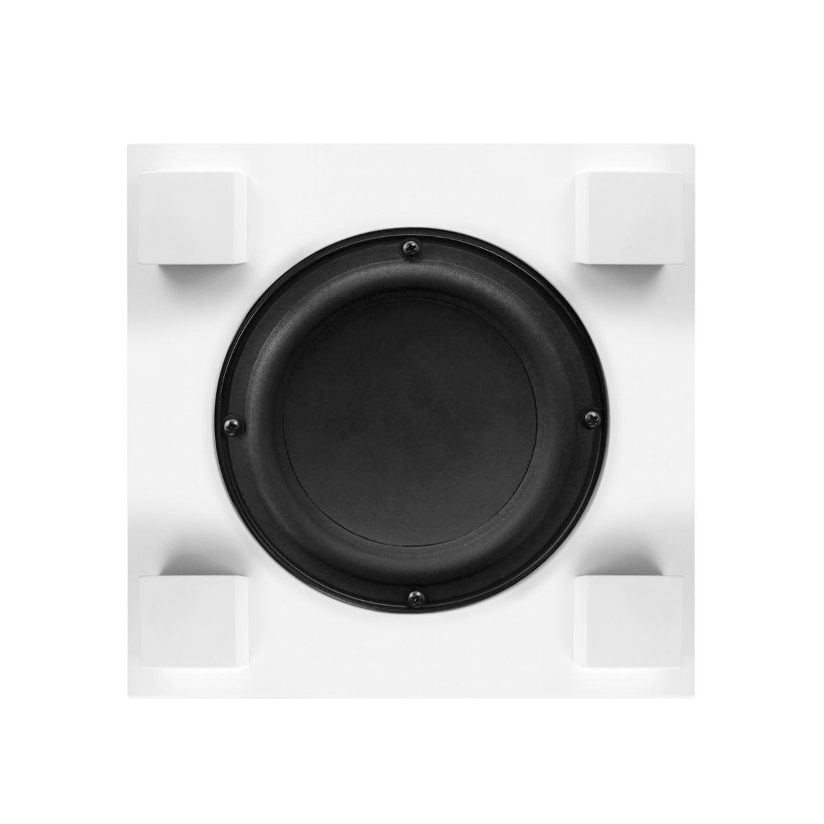 """Subwoofer Wireless Ativo Compact Cube 10"""" 240W RMS AAT"""