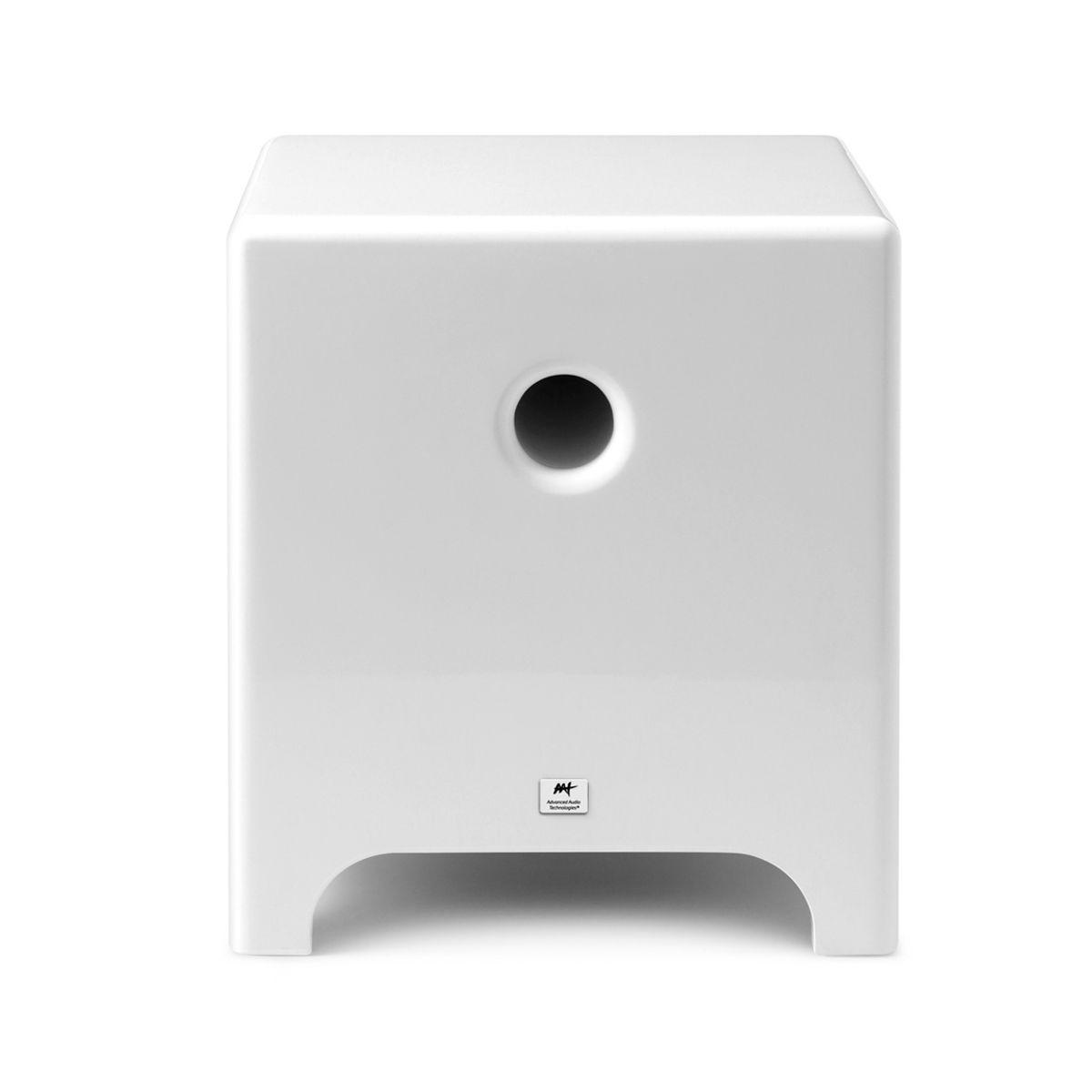 "Subwoofer Wireless Ativo Cube Modern 8"" 400W RMS AAT"