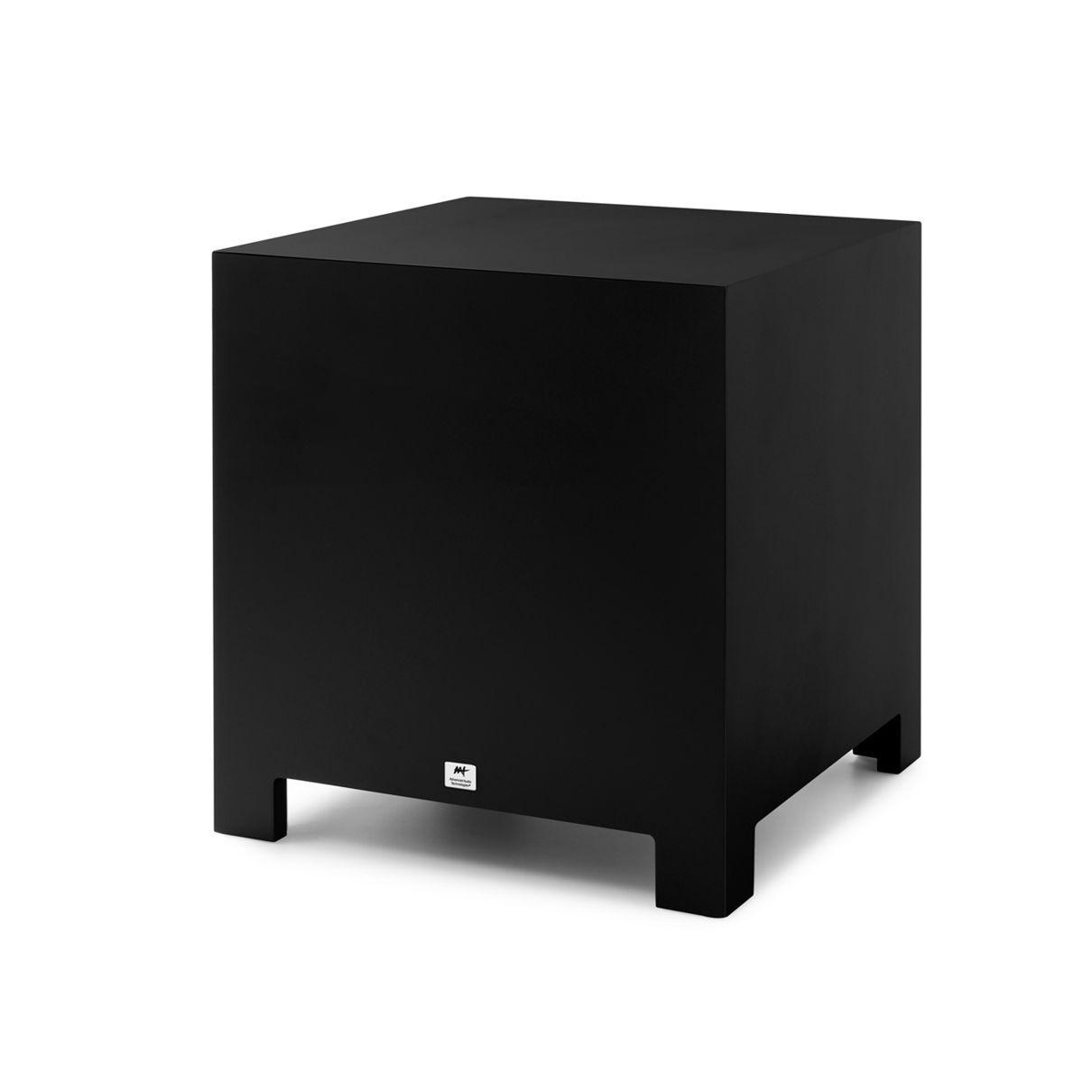 "Subwoofer Wireless Ativo Cube Rakt 8"" 400W RMS AAT"