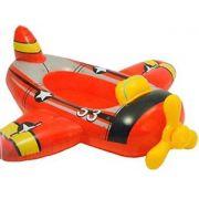 Baby Bote Avião Inflável