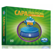 Capa para piscina Splash Fun - 2400L
