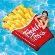 Colchão Inflável  piscina batata fritas