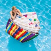 Colchão Inflável  piscina cupcake