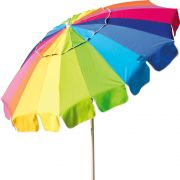 Guarda-Sol 2,20m Rainbow Mor