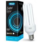 Lâmpada fluorescente FLC 4u 34w 127v