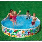 Piscina Snapset Peixinhos 2089L