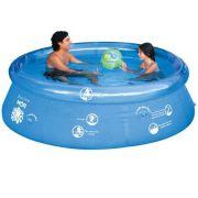 Piscina Splash Fun Mor 2400L