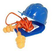 Protetor auricular de silicone tipo plug dystray 13DB CA 19758