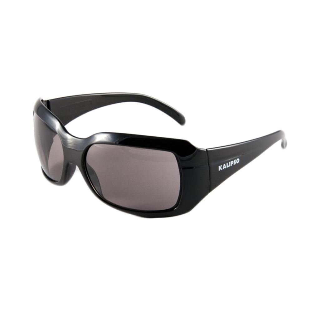 Óculos Ibiza cinza armação preta