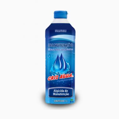 Algicida de manutenção 1L - Cris Água