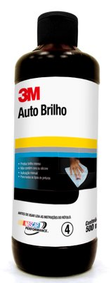 Auto Brilho 3M 500ml