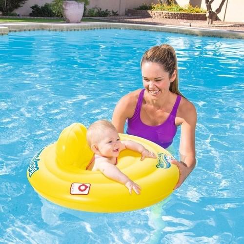Baby Bote inflável conforto
